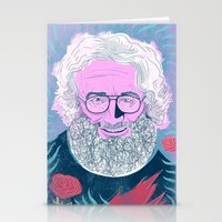 Jerry Garcia Stationery Cards
