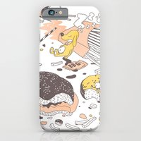 iPhone & iPod Case featuring Brunch by Supernova Remnant