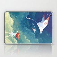 Flyby Laptop & iPad Skin