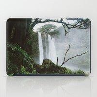 Wailua Falls iPad Case
