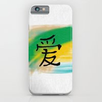 iPhone Cases featuring Love by LaurenMarie94