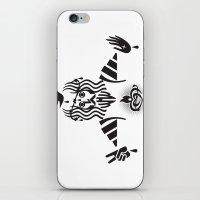 Sacred Heart iPhone & iPod Skin