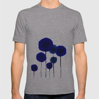datadoodle landscape Mens Fitted Tee Athletic Grey SMALL