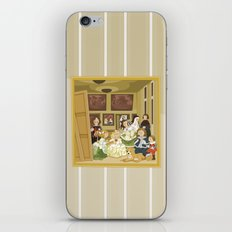 The Maids of Honour by Velázquez (Las Meninas)  iPhone & iPod Skin