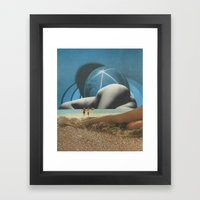 Heavenly Bodies Framed Art Print