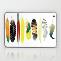 Shake Your Tail Feather Laptop & iPad Skin