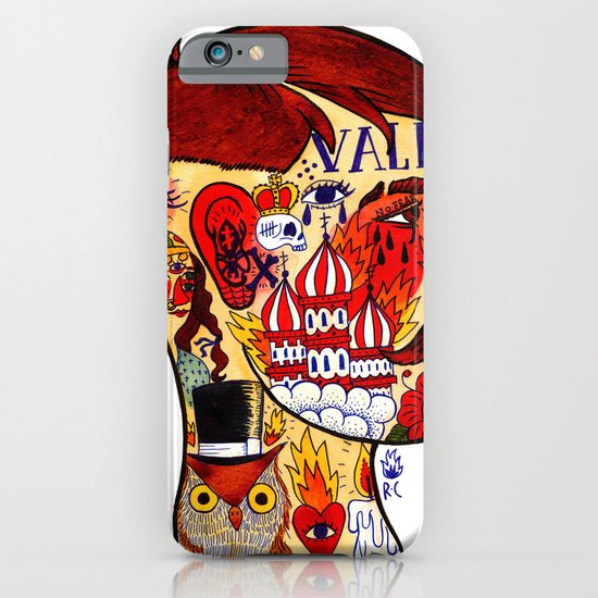 Vlad iPhone & iPod Case
