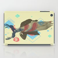 Yo! Deer Man iPad Case