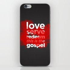 The Gospel iPhone & iPod Skin