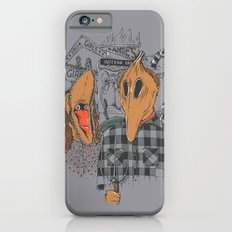 Beetle Gothic - A portrait of the recently deceased iPhone 6 Slim Case