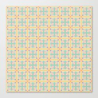 Pattern9 Canvas Print