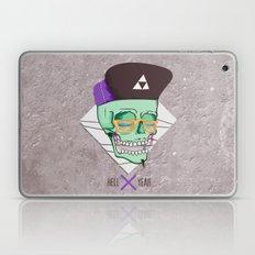 Hell Yeah Skull 3 Laptop & iPad Skin