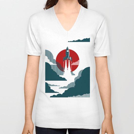 The Voyage V-neck T-shirt