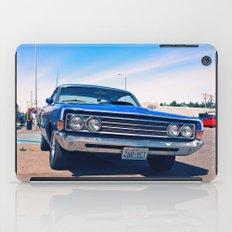 Fairlane blue iPad Case