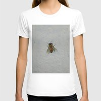 bee T-shirts featuring Bee by Michael Creese