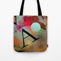 VEA 18 Tote Bag