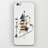 Losing Balance iPhone & iPod Skin