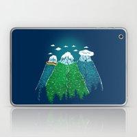 Cold Mountain Laptop & iPad Skin