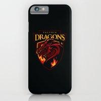 Valyria Dragons iPhone 6 Slim Case