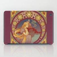 Raiponce iPad Case