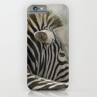 The striped Mohican iPhone 6 Slim Case
