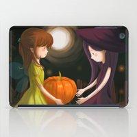 Pumpkin Girls iPad Case
