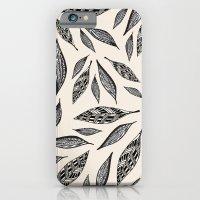 BOHO FEATHERS  iPhone 6 Slim Case