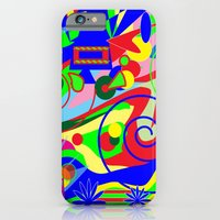 graffiti iPhone & iPod Cases featuring Graffiti by DesignsByMarly
