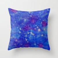 Constelation Throw Pillow