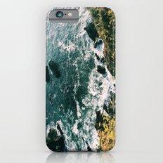 Kirk Creek, Big Sur iPhone 6 Slim Case