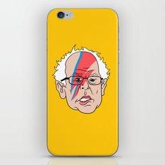 Bowie Sanders iPhone & iPod Skin