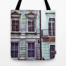 Clear View Tote Bag
