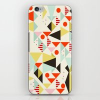 Modern Dreams iPhone & iPod Skin