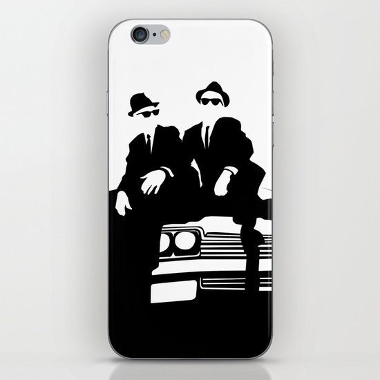 Blues Brothers iPhone & iPod Skin