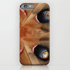 Polyphemus Giant Moth - Wing Detail Slim Case iPhone 6s