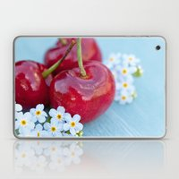 Cherry Beauty Laptop & iPad Skin