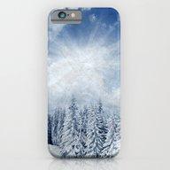 Pretty Winter Scenery La… iPhone 6 Slim Case