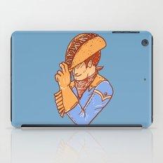 Taco Cowboy iPad Case