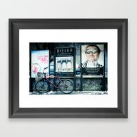 Bieler Framed Art Print