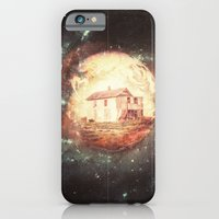 iPhone & iPod Case featuring An Untidy House by Tim Green