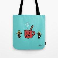 Cafe De Olla Tote Bag