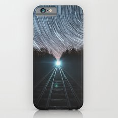 Railroad of Time iPhone 6 Slim Case
