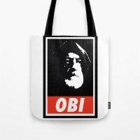 Obey Wan Tote Bag