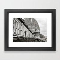 Il Duomo Di Firenze Framed Art Print