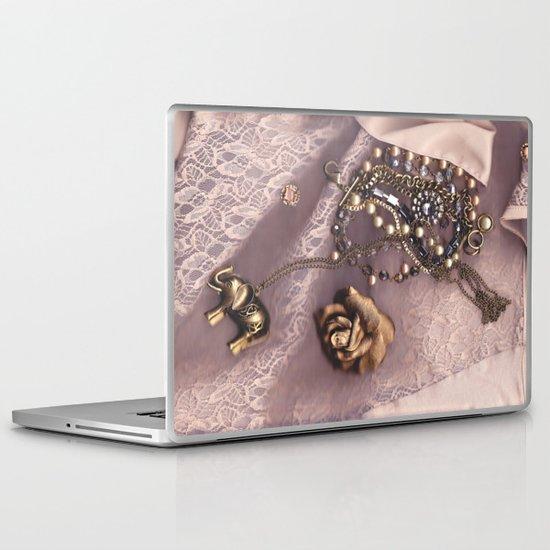 Pink 3 Laptop & iPad Skin