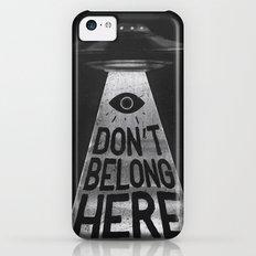 Because I'm a Creep iPhone 5c Slim Case