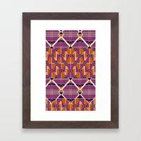 Geo 1 Framed Art Print