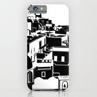 Fira Black and White iPhone 6 Slim Case