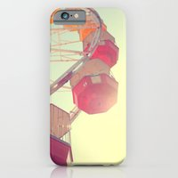 iPhone & iPod Case featuring ferris wheel by shannonblue
