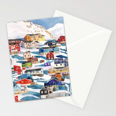 Qaqortoq Stationery Cards